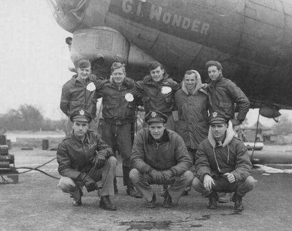 B-17 #42-31275 / GI Wonder