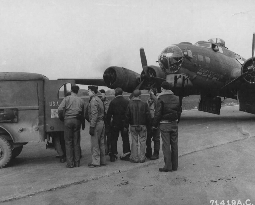 B-17 #42-31339 / Schifliss Skonk