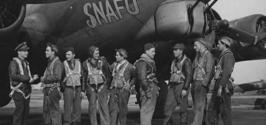 Boeing B-17 #42-31393 / Snafu