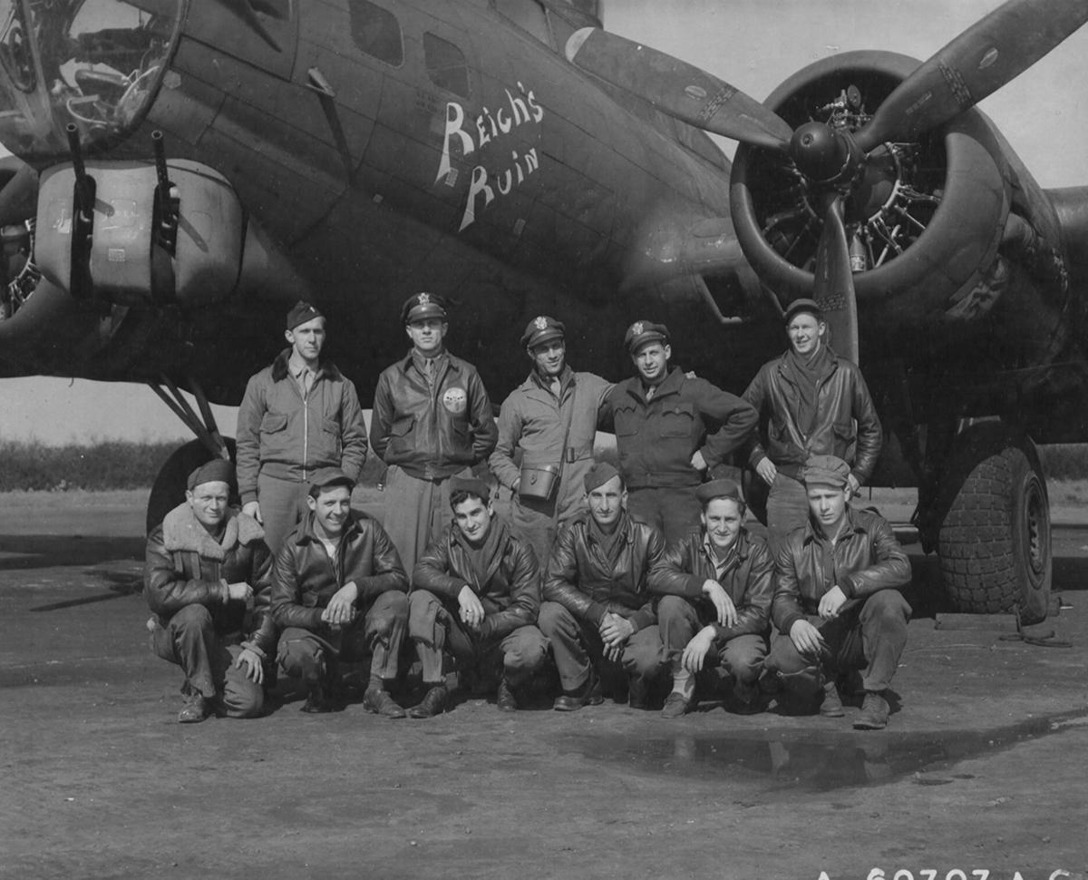 B-17 #42-31480 / Reich's Ruin