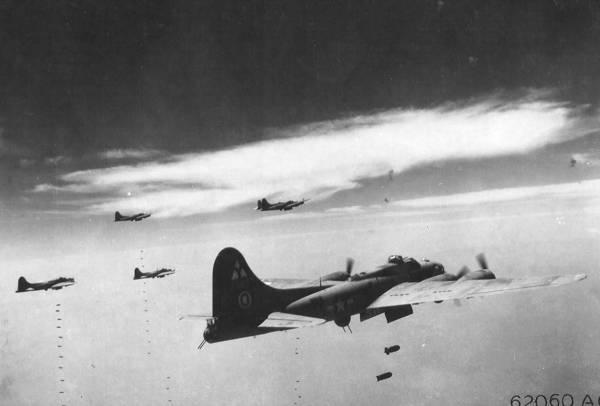 B-17 #42-31857