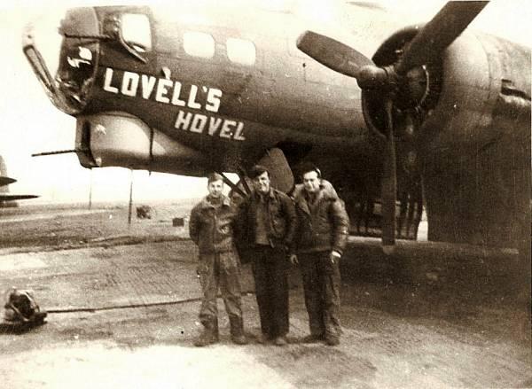 B-17 #42-31926 / Lovell's Hovel