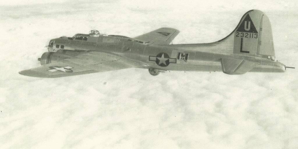 B-17 #42-32113