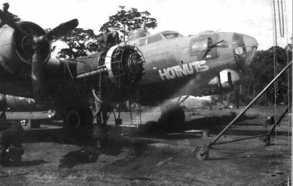 B-17 #42-39888 / Hotnuts