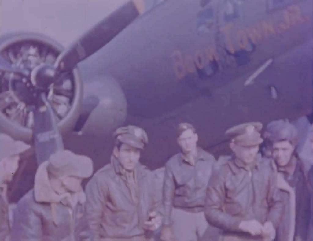 B-17 #42-5125 / Boom Town Jr
