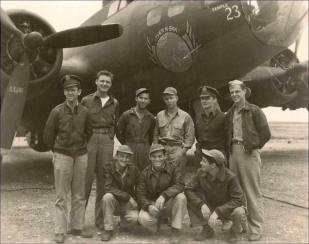 B-17 #42-5223 / Ther-N-Bak