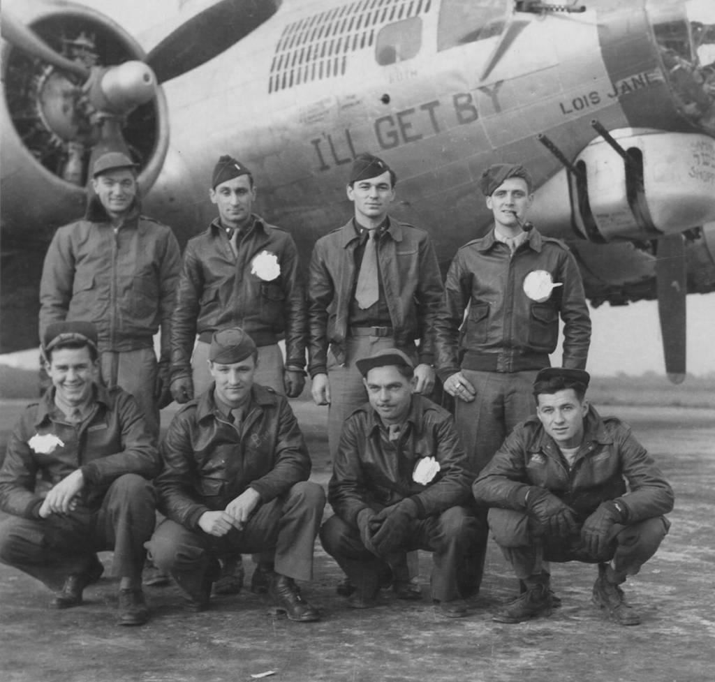 B-17 #42-97093 / Doc's Flying Circus aka Girl of my Dreams aka I'll Get By