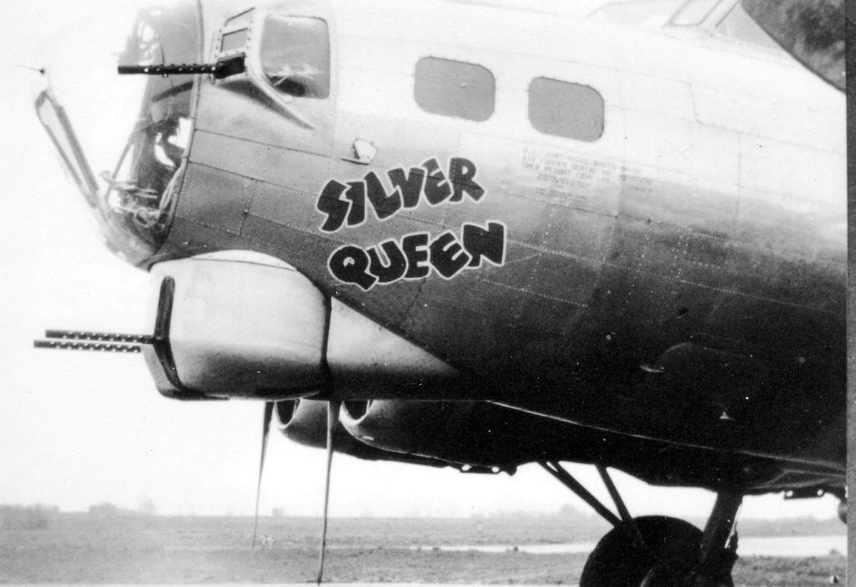 B-17 #42-97150 / Silver Queen