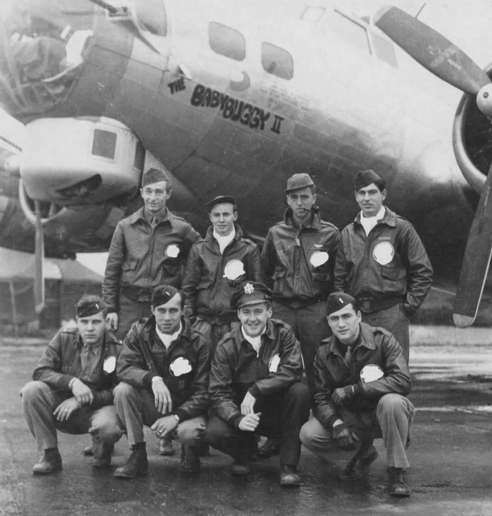 B-17 #43-38472 / Baby Buggy II