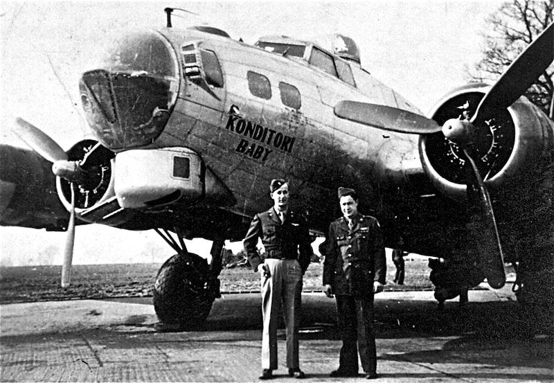 B-17 #43-38802 / Konditori Baby