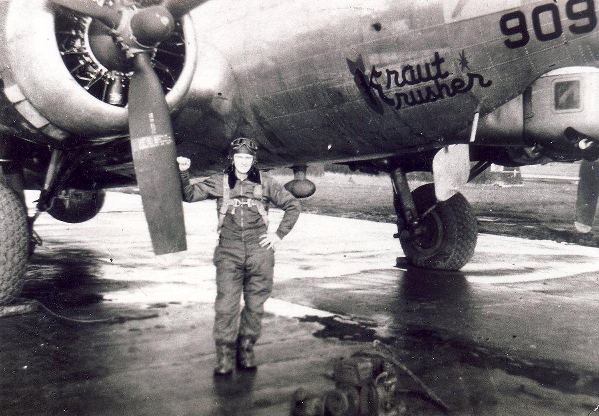 B-17 #43-38909 / Kraut Krusher