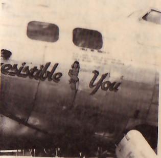 B-17 #43-39008 / Irresistible You