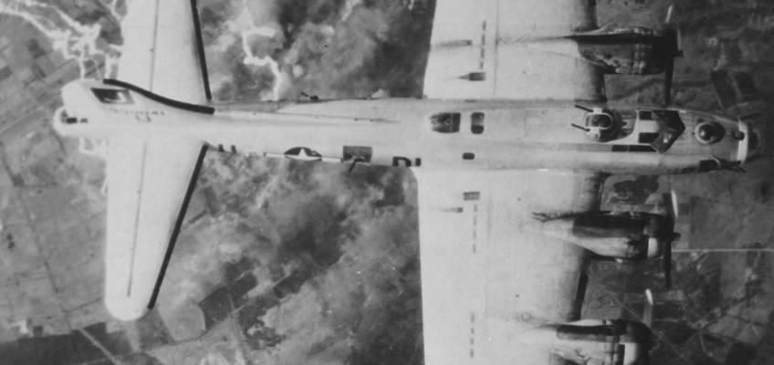 Boeing B-17 #43-39041 / She Dood It
