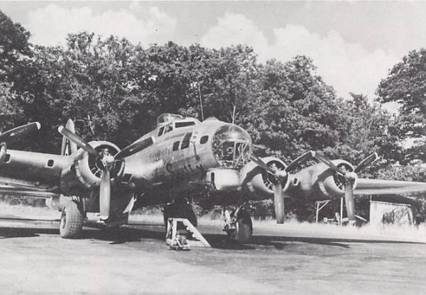 B-17 #44-6294 / Scotty