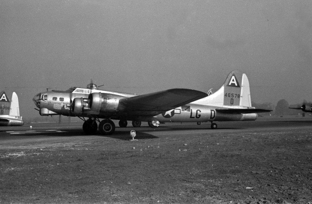 B-17G #44-6578 / Rusty Dusty