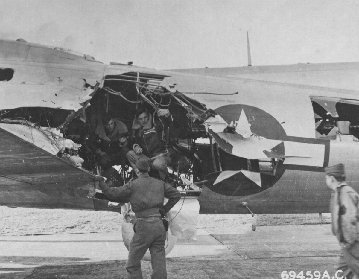 B-17 #44-8135