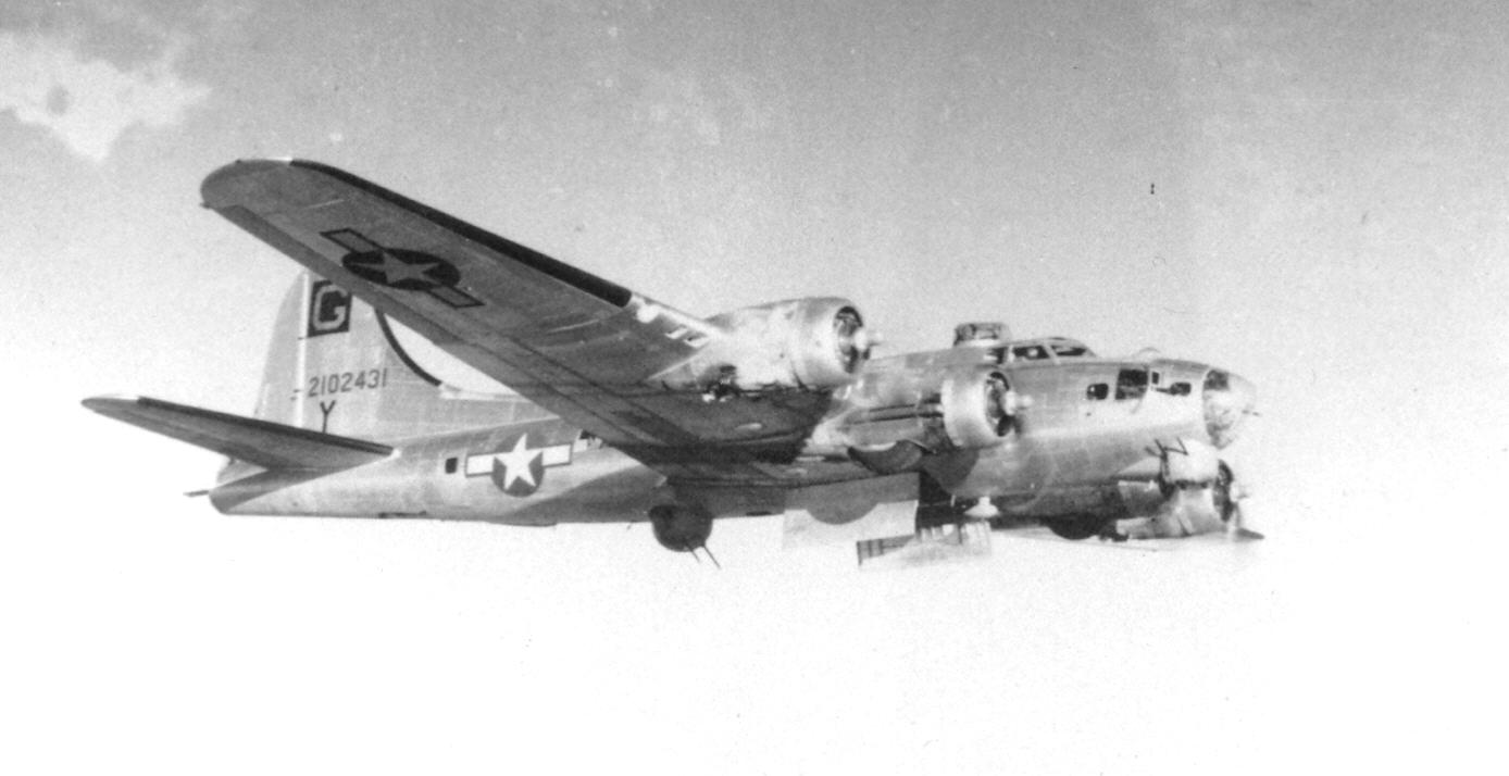 B-17 #42-102431 / Slick Chick