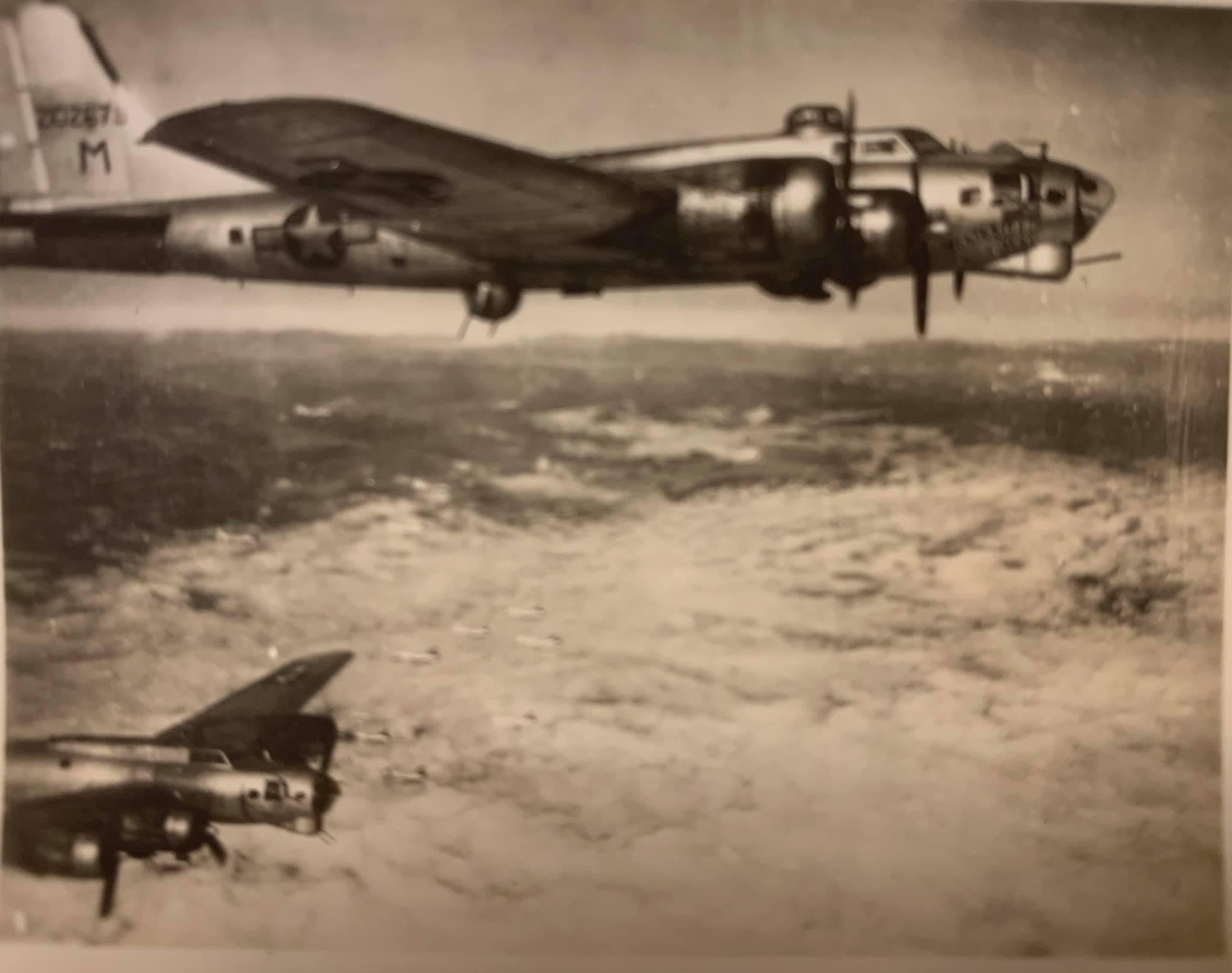 B-17 #42-102679 / Mississippi Miss