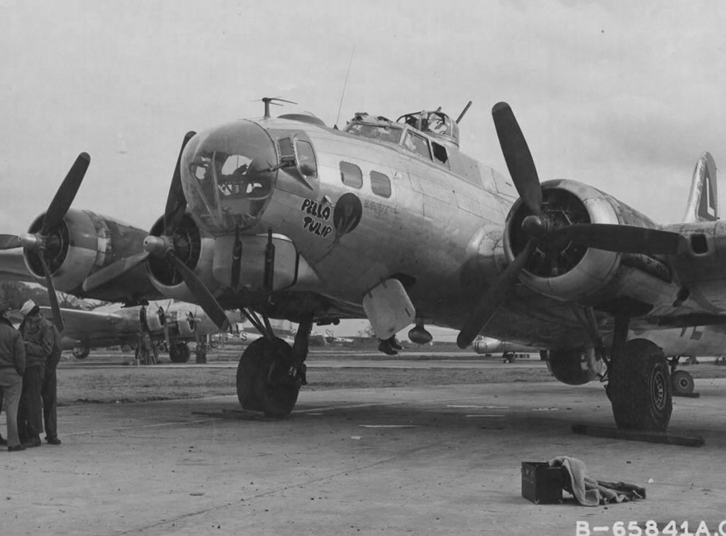 B-17 #42-102703 / Pella Tulip
