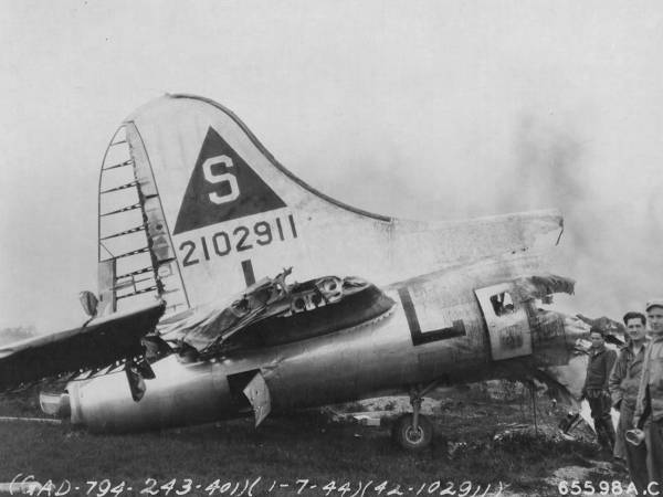 B-17 #42-102911