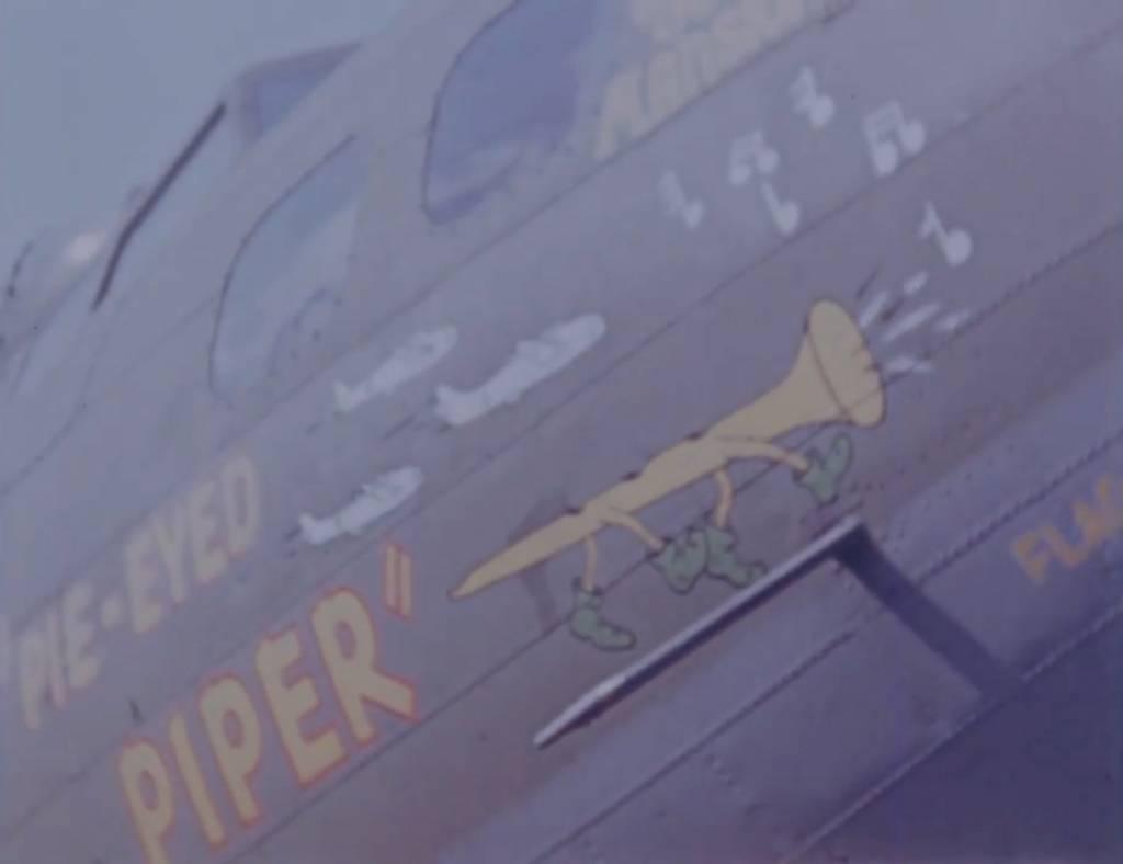 B-17 #42-29686 / Pie-Eyed Piper