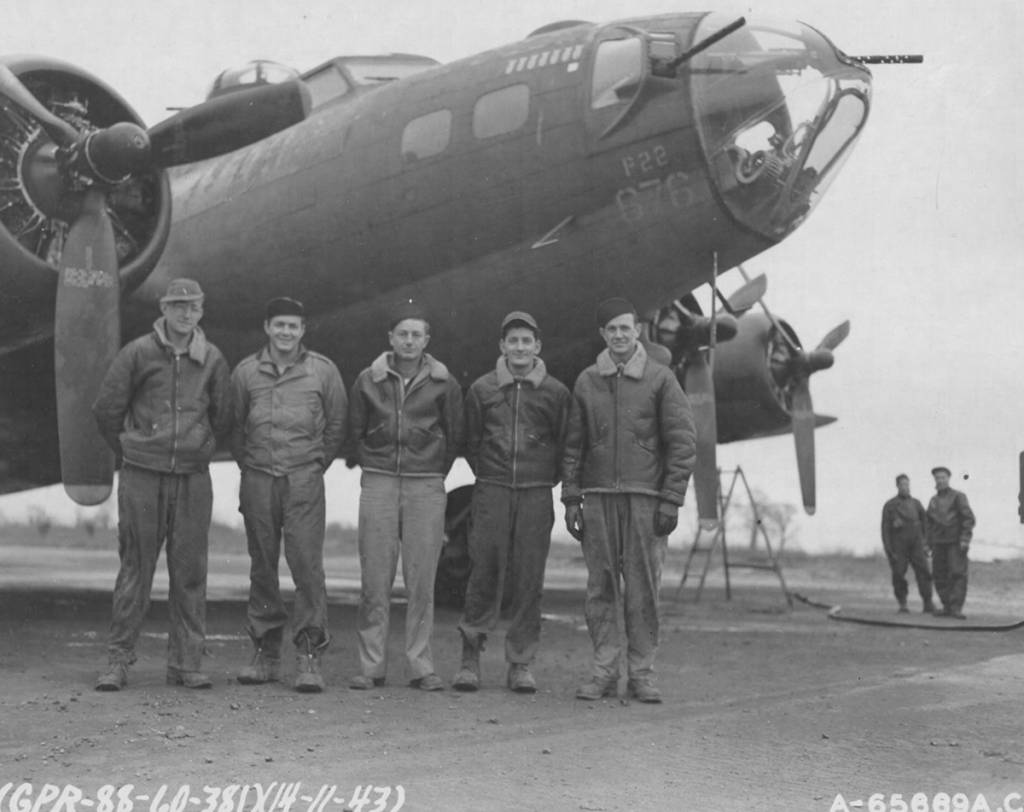 B-17 #42-30676 / Baby Dumpling