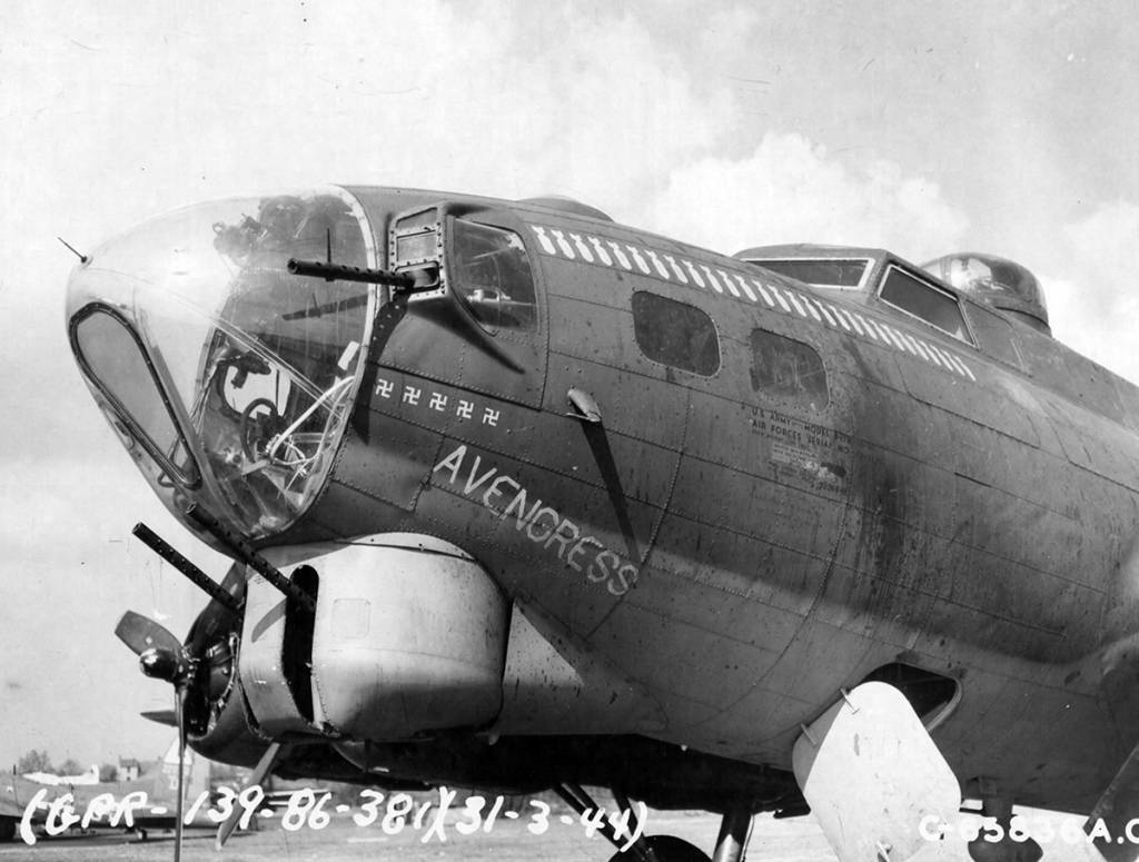 B-17 #42-31291 / Avengress