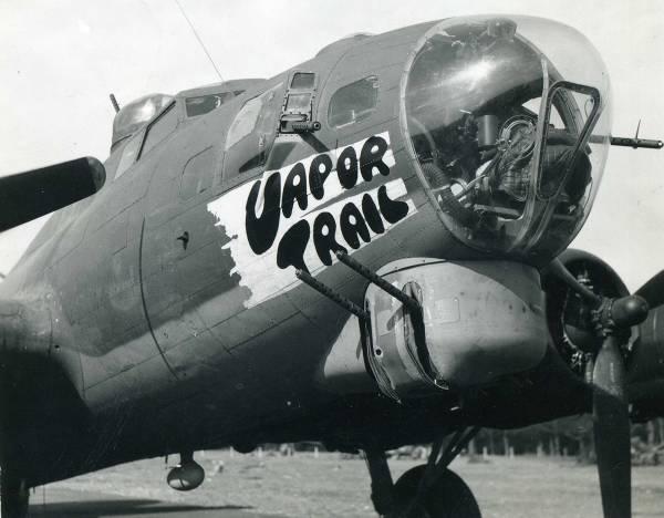 B-17 #42-31363 / Vapor Trail
