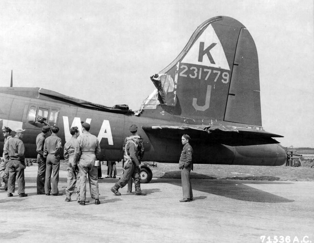 B-17 #42-31779 / This Is It