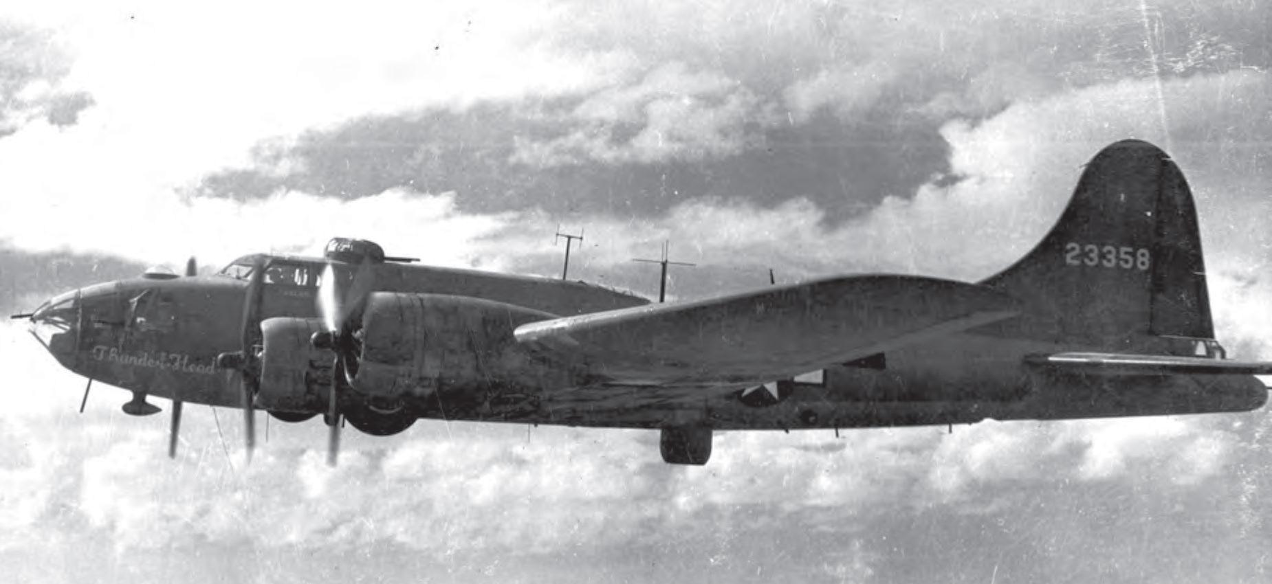 B-17 42-3358