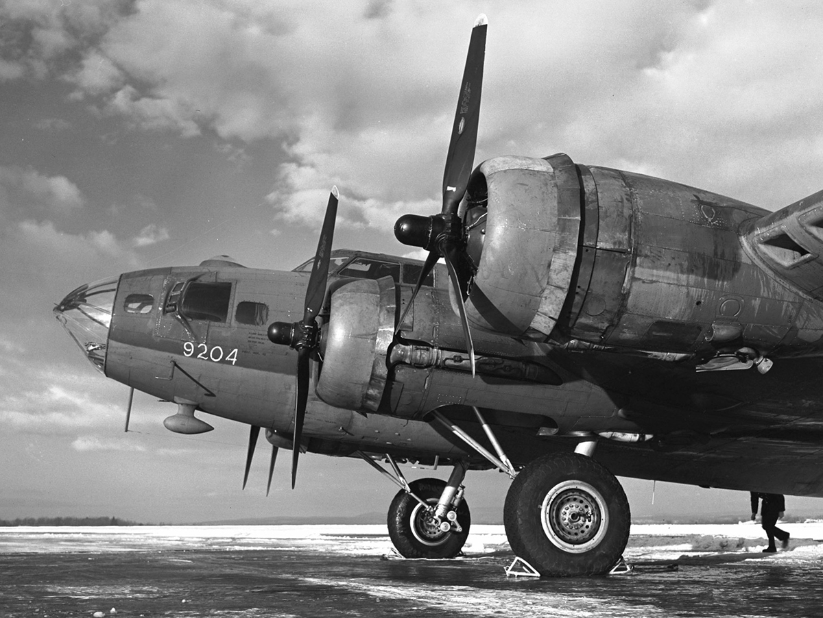 B-17 #42-3369