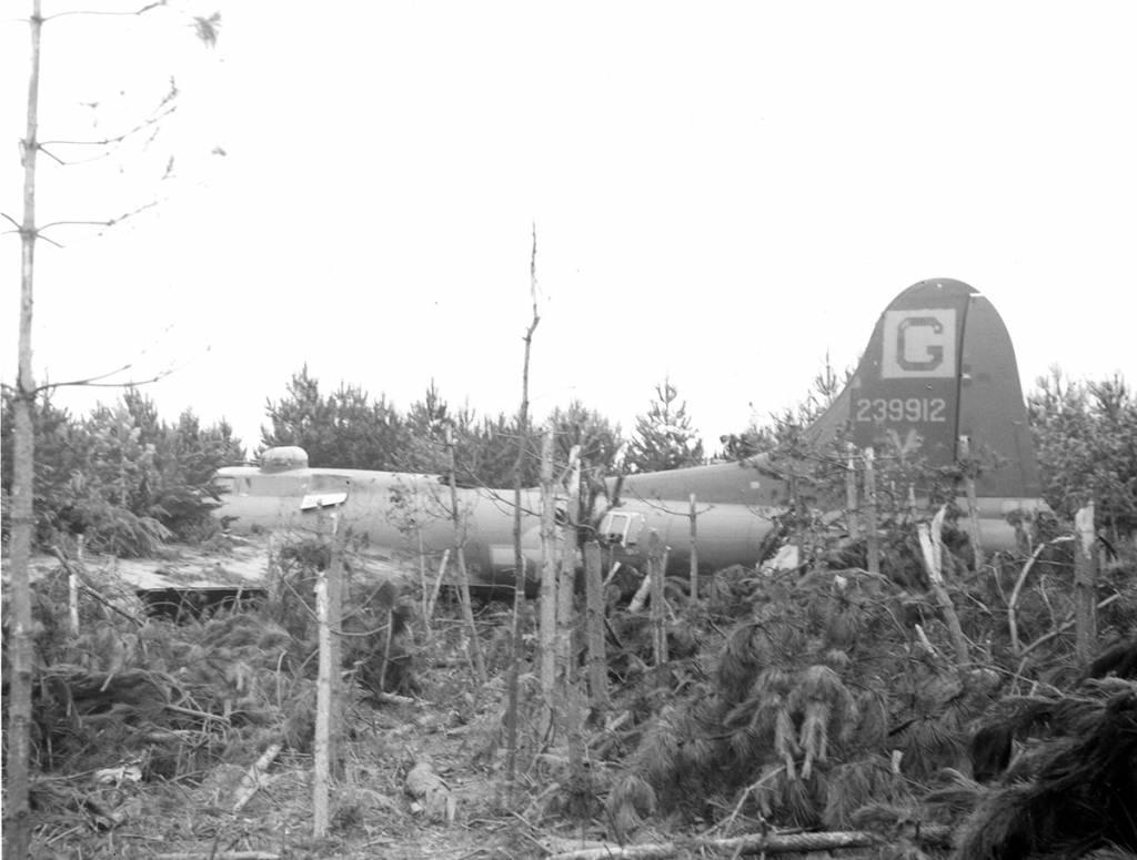 B-17 #42-39912 / Sky Chief