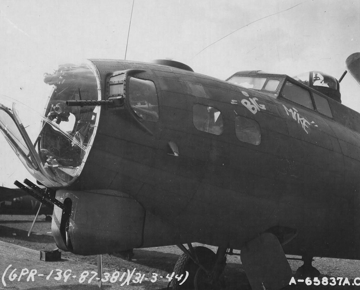 B-17 #42-39997 / Big Mike aka Frenchy's Folly