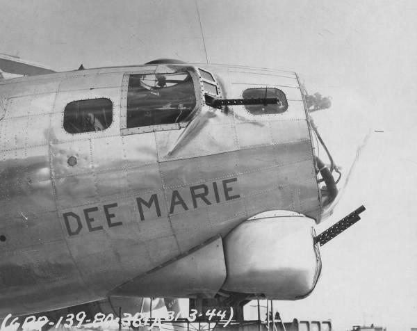 B-17 #42-97076 / Dee Marie