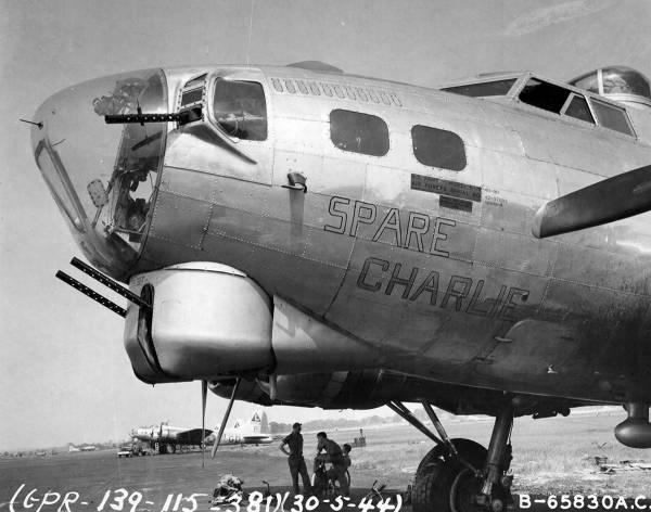 B-17 #42-97084 / Spare Charlie