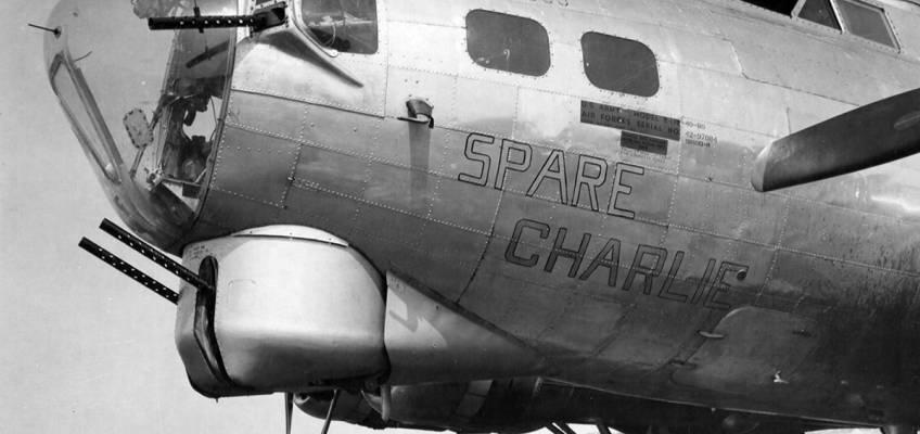 Boeing B-17 #42-97084 / Spare Charlie
