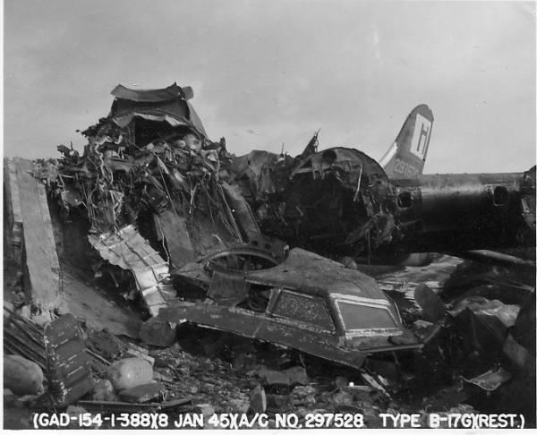 B-17 #42-97528 / Mary's Sister
