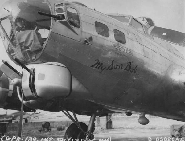 B-17 #43-37514 / My Son Bob