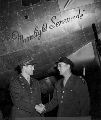 B-17 #43-37599 / Moonlight Serenade