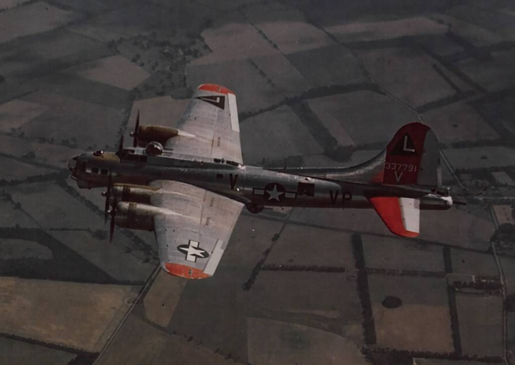 B-17 #43-37791