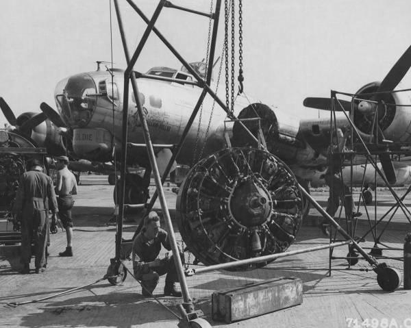 B-17 #43-37934 / Million Dollar Baby