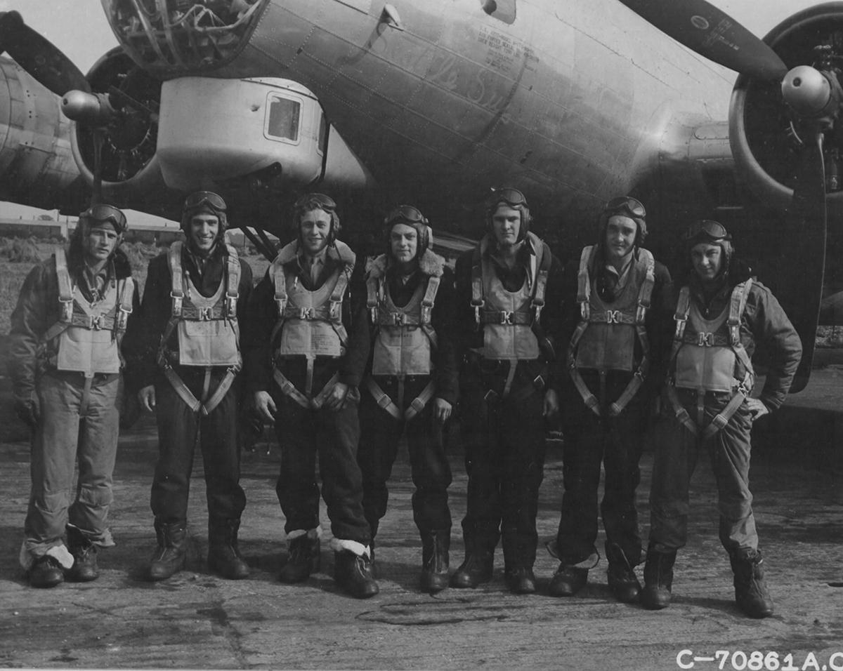 B-17 #43-38178 / Seattle Sue
