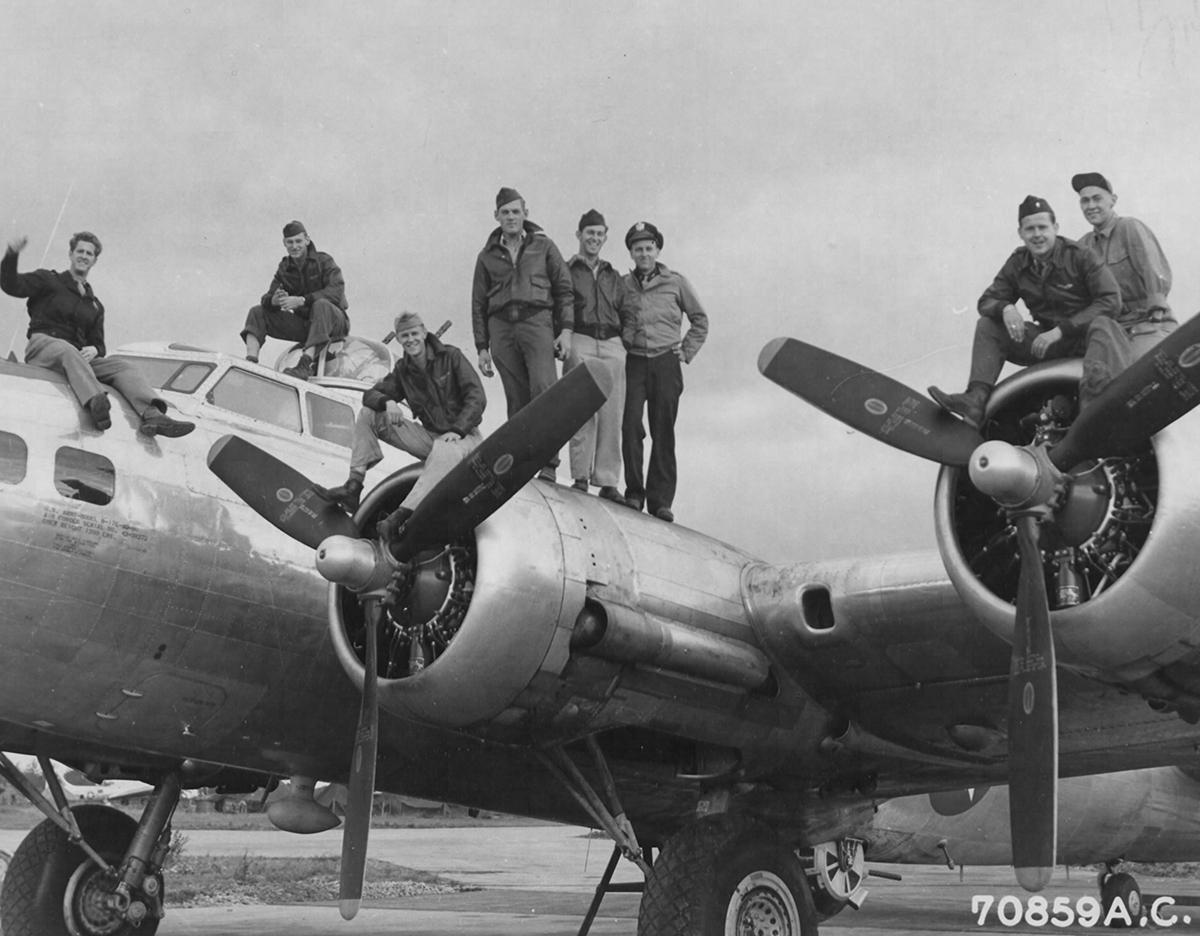 B-17 #43-38272 / The Thumper