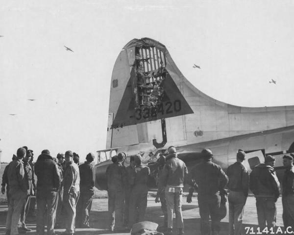 B-17 #43-38420
