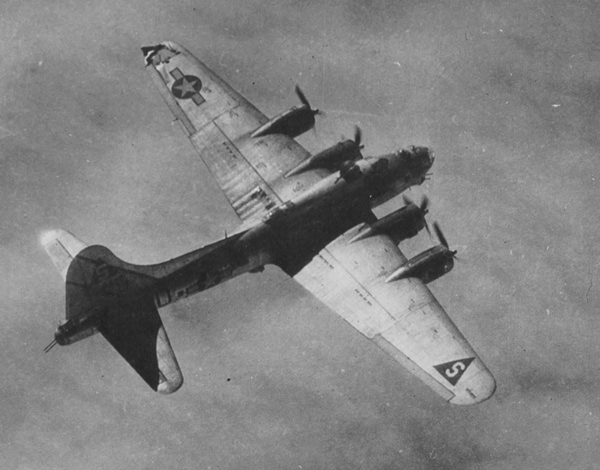 B-17 #43-38425 / Net Results