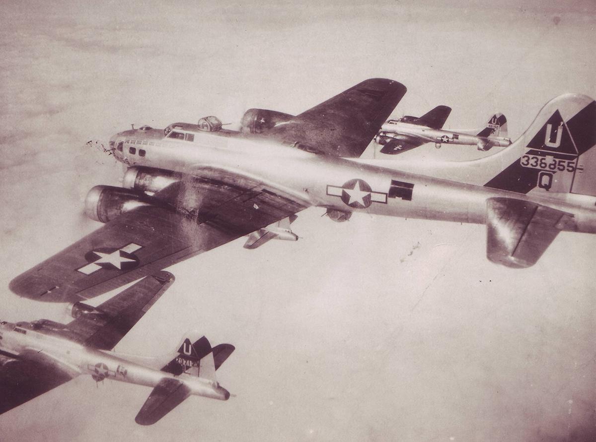 B-17 #43-38855