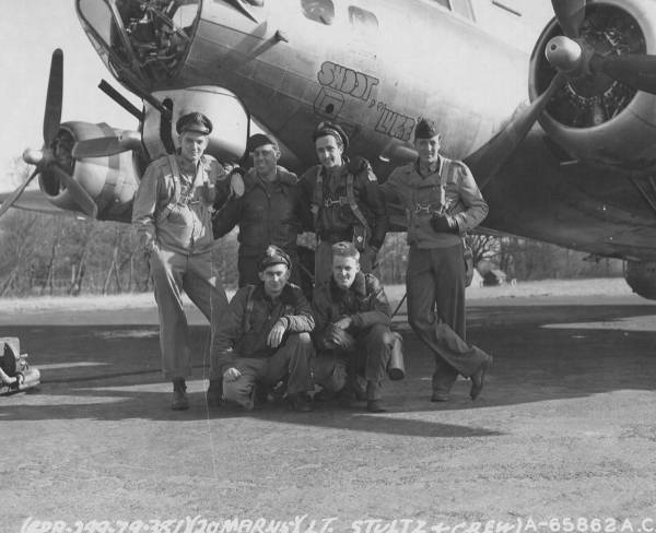 B-17 #43-39161 / Shoot Luke