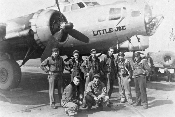 B-17 #43-39174 / Little Joe