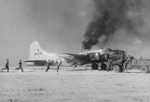B-17 #44-6195