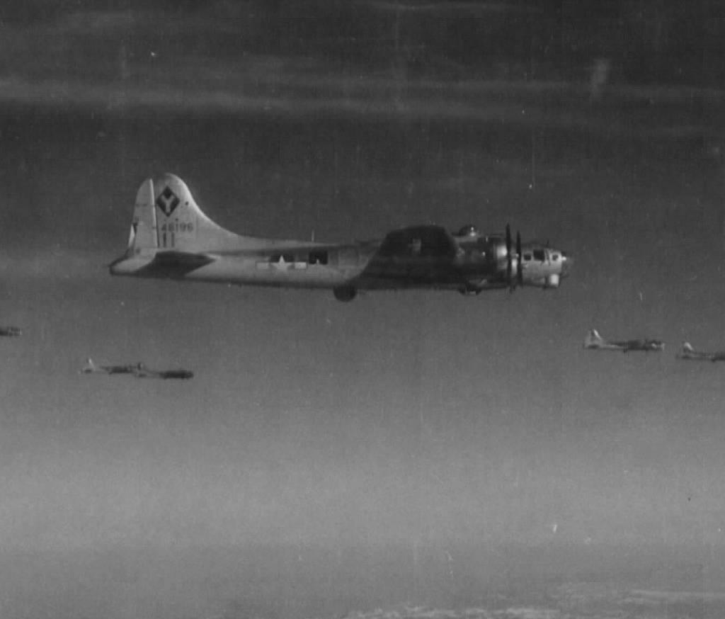 B-17 #44-6196